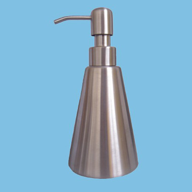 Stainless steel soap dispenser YM-ZYQ-S33